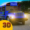 Police Bus Driver 3D: Prison Full app icon