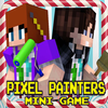 Pixel Painters : Arena Mc Mini Game with Multiplayer iOS Icon