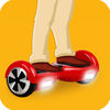 Happy Hoverboarders app icon