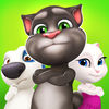Talking Tom Bubble Shooter app icon