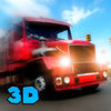 Cargo Truck Driving Simulator 3D Full app icon