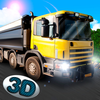 Cargo Truck Driving Simulator 3D iOS Icon