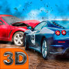 Destruction Derby Race 3D Full app icon