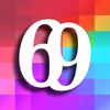 69 - A game about tiles app icon
