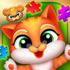 123 Kids Fun PUZZLE Academy icon