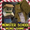 Monster School : Mc Mini Game app icon