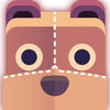 Puzzle Bear iOS Icon