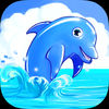 Jumping Dolphin PRO app icon
