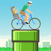 Flappy Wheels: Happy Segway ~ endless arcade flyer in sky iOS Icon