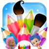 Great App for Bubble Guppies iOS Icon
