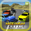 Maximum Traffic Racing Premium app icon