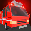 Fire Department: Cube Firefighter Full app icon