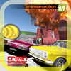Car Crash Soviet Cars Premium app icon