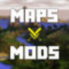 Maps and Mods for Minecraft app icon