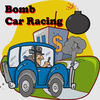 Bomb Car Racing Game app icon