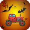Railway bridge Halloween (Pro) iOS Icon