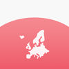 European Places Quiz Game app icon