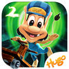 Hugo Troll Race 2. app icon