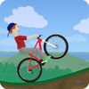 Wheelie Bike iOS Icon