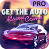 Get the Auto Miami Crime Pro app icon