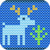 Cross Stitching Puzzle CROWN app icon