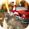 Mini Monster Truck Racing app icon