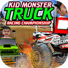 Kids Monster Truck Racing Championship app icon