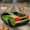Extreme Cars City Drift iOS Icon