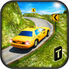 Taxi Driver 3D : Hill Station app icon
