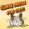 Game Arcade for Cats app icon