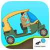 Auto Rickshaw : City Thunder PRO app icon