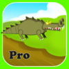 Crocodile Adventure Game Pro iOS Icon