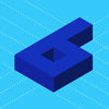 Bluprint: The Building Game iOS Icon