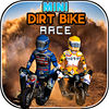 Mini Dirt Bike Race app icon