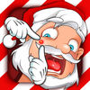 A Santa Christmas Makeover Game HD iOS Icon