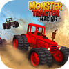 Monster Tractor Racing iOS Icon