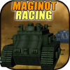 Maginot Racing iOS Icon