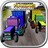 Car Shredder Racing iOS Icon