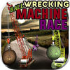 Wrecking Ball Machine Race app icon