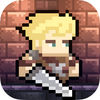 Don't die in dungeons app icon