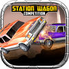 Station Wagon Competition iOS Icon