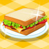Pork BBQ Sandwich iOS Icon