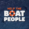 HELP THE BOAT PEOPLE iOS Icon