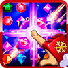 Magic Jewels Maze-Diamonds Clash Mania iOS Icon