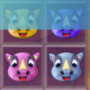 A Angry Rhino Bloom iOS Icon