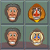 A Baboon Match Bloom iOS Icon