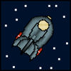 Pixel Space Adventure app icon