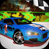 Classic Furious Racing 3D iOS Icon