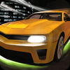 Night Muscle Car Racing 3D iOS Icon