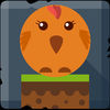 Roll the chicken app icon